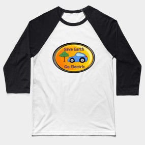 Drive electric car shirt