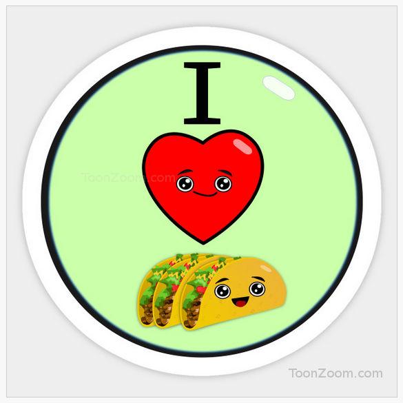 I love tacos icon