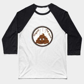 Poo Emoji original soft serve shirt