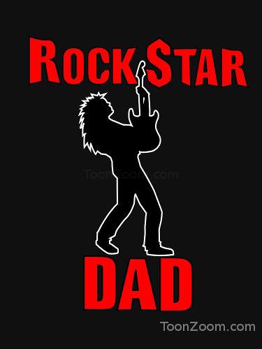 Rockstar DAD icon