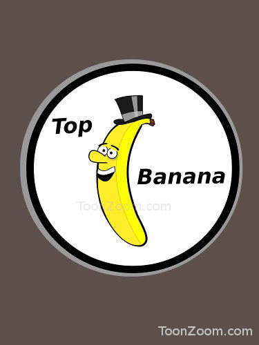 top banana icon